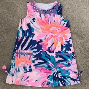 👫Lilly Pulitzer Little Lilly Classic Shift